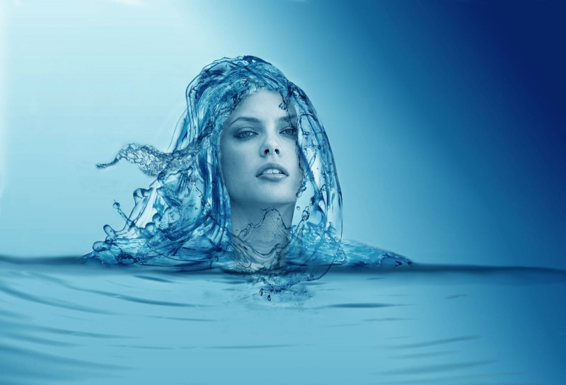 water_woman_by_laurmicheller-d5lk7sy